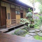 茶房 暖暖 - 坪庭