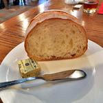 カーブドッチ - コース料理(自家製天然酵母パン)(2014年7月)