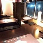 Dining Space FELIZ - 大人数で宴会も出来る掘りごたつ式のお座敷です。