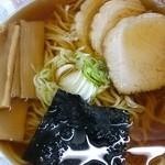 旬麺 - ラーメン