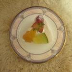 デセール - 気まぐれフルーツショートケーキ