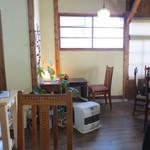 鈴木製作所 - レトロなでも何となくスタイリッシュな雰囲気でした。