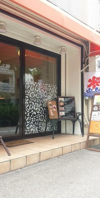 カフェ レオパード - こんな外観です♪