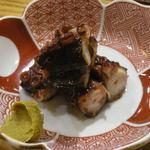 旬彩鮨 近江屋 - 煮蛸