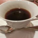 シェ・モリタ - コーヒー