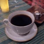 グリーンワールドカフェ - ブレンドコーヒー