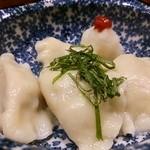GYOZA BAR 杏っ子 - 夏野菜と梅の水ぎょうざ