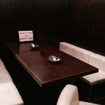 ガーゴ - テーブル席もありますよ♫