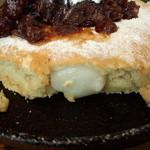 29090662 - 焼きたてきな粉のパンケーキ断面