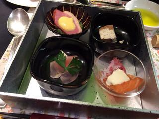 墨繪 - 前菜