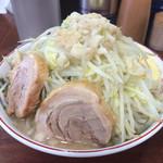 ラーメン 豚んち - 2014/7/19 小ラーメン