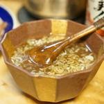 やっちゃん - テールスープ