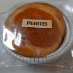 ペリテイ - ドライフルーツのバターケーキ