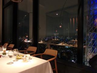 ラ・ソラシド フードリレーションレストラン - テーブルからの眺め1