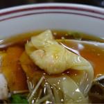餃子屋麺壱番館 - ワンタン美味い~☆