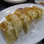 餃子屋麺壱番館 - 焼きギョーザ☆
