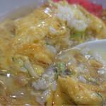 餃子屋麺壱番館 - タマゴちゃん大王に、食べて欲しい♡