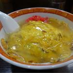 餃子屋麺壱番館 - 天津飯♡