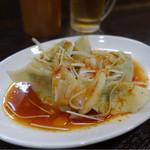 餃子屋麺壱番館 - 水餃子☆