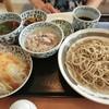 つる徳 パンカフェJUJU - 料理写真:そばランチ
