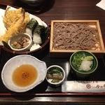 今日亭 都島店 - いろり定食(890円+税)
