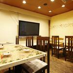 ゆいま~る食堂  - 奥テーブル席