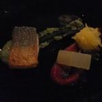 29099382 - 大岩魚のスモーク、瓜