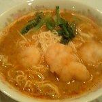 291145 - 蝦仁坦々麺(普通の辛さ)