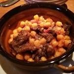 29100178 - 牛筋と豆の辛い煮込み