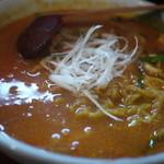 きなり屋 - カレー坦坦麺