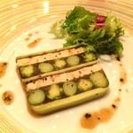 銀座 レカン - 前菜(テリーヌ)