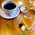コクトー - 北海道チーズケーキ&コクトーブレンド