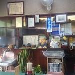 Hokushinkenshiyokudou - 店内の様子@2014.07