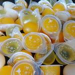 名糖産業 - お徳用ゼリーポーション(77個入って300円)