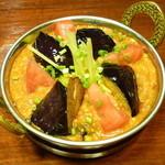 サマナラ - キーマ&夏野菜 (ノーマル)