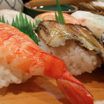 寿司 雅 - にぎり定食