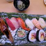 29105345 - 寿司ランチ