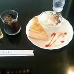 ファラウェイ - 料理写真:Aモーニング 500円