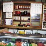 金寿司 - おきまりメニューも有ります