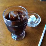 キャトルセゾン - 炭火焼アイスコーヒー