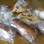 ブローニュ - 料理写真:自宅用の品々
