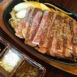 さくらみち - 薩摩牛ステーキ