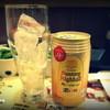 たむたむ - 料理写真:角ハイボール濃いめ350円。シュワシュワするでしょ?!