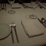 シターラ - テーブル・セッティング