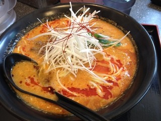 まえたん - 特製担々麺