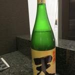天雅 - お酒は「天」純米大吟醸から。愛知・新城のお酒です。