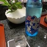 天雅 - 「船中八策」うすにごり純米生酒。高知ですね。