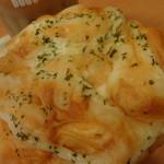ドトールコーヒーショップ - チーズ&トマト:160円 (2014年7月)
