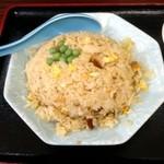 中華料理タカノ - チャーハン ¥400