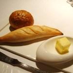 フラノ寶亭留 - パン